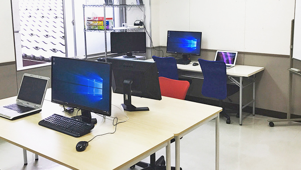 新潟教室 教室内